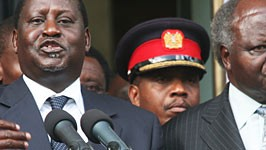 Sex-Boykott in Kenia: Erst befrieden, dann befriedigen, AFP