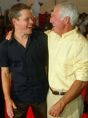 Matt Damon Vater