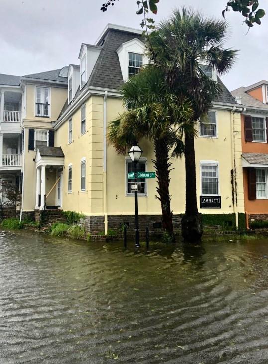 Downtown Charleston, South Carolina
