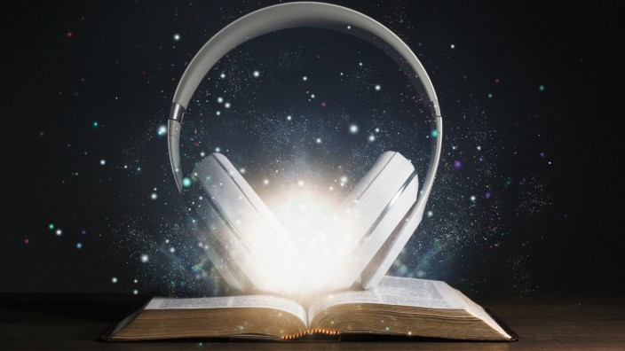 Literatur - Hörbucher boomen