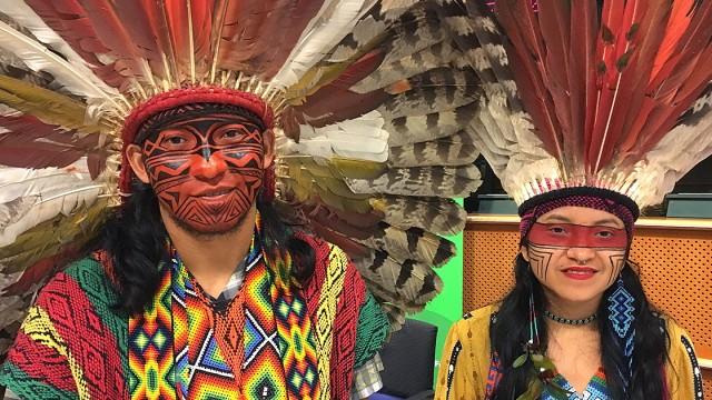 jetzt interview indigenen amazonas sz