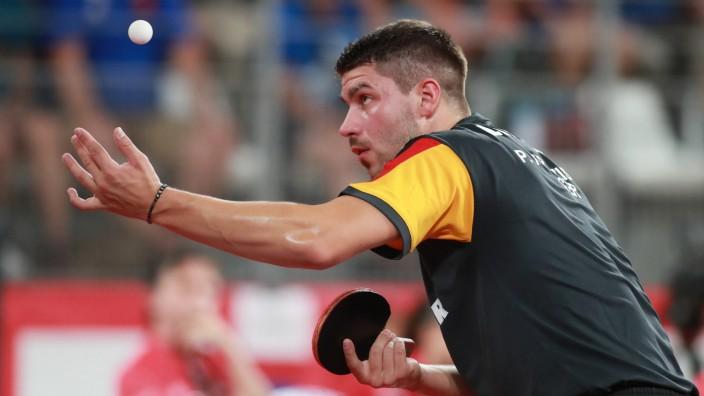 Tischtennis-EM - Deutschland - Tschechien