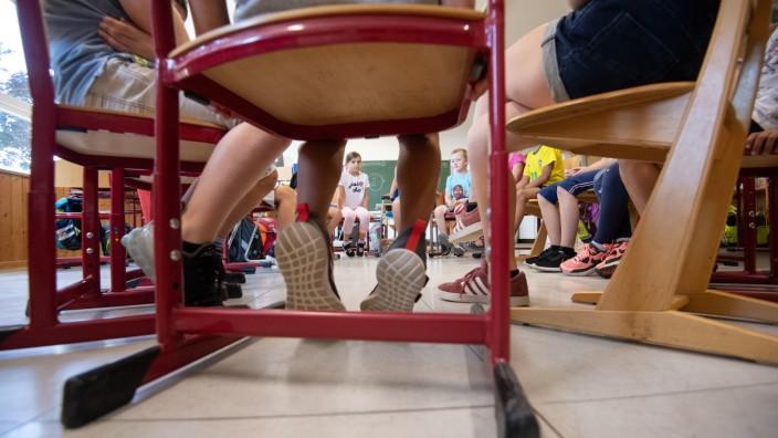 Grundschule in Lenningen-Schopfloch