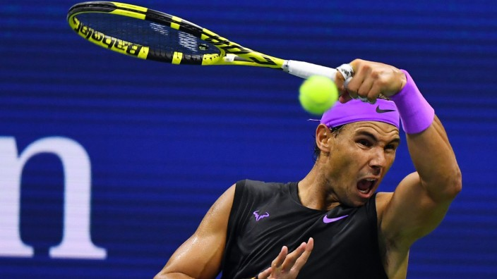 Tennis: Grand Slam Tournaments - US Open: Day 12