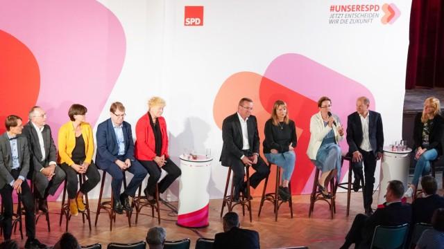SPD-Regionalkonferenz - Sachsen-Anhalt