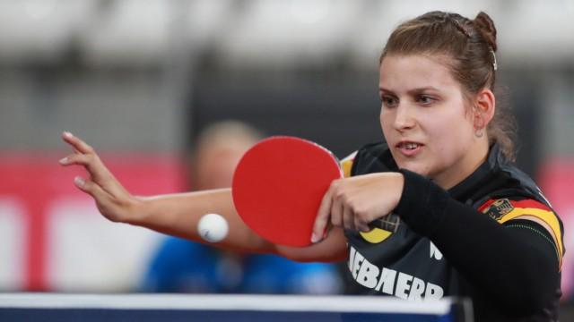 Tischtennis-EM - Deutschland - Italien