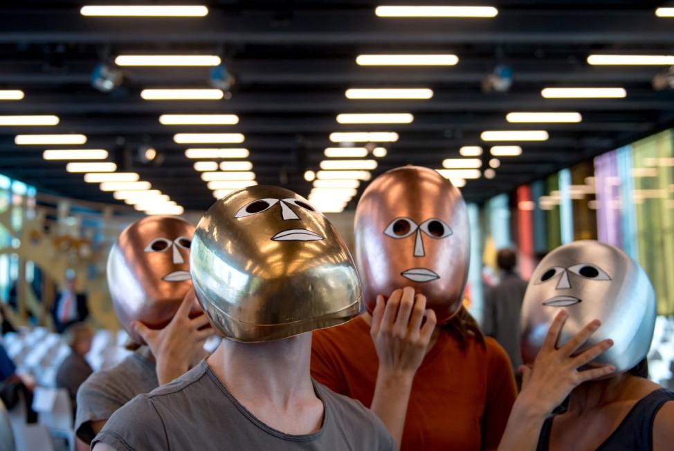 Festakt zur Eröffnung des Bauhaus Museums