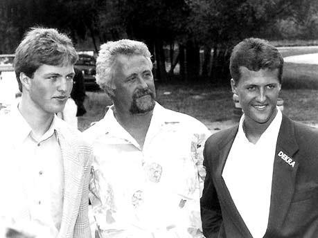 Michael Schumacher Vater
