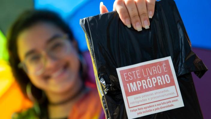 Brasilien: Eine Gefahr für die Jugend: ein Comicbuch?
