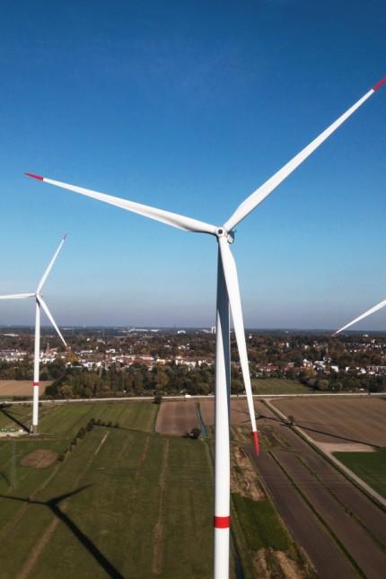 Bergedorfer Windpark