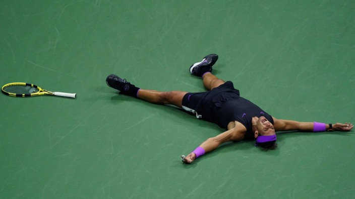 Tennis: Grand Slam Tournaments - US Open