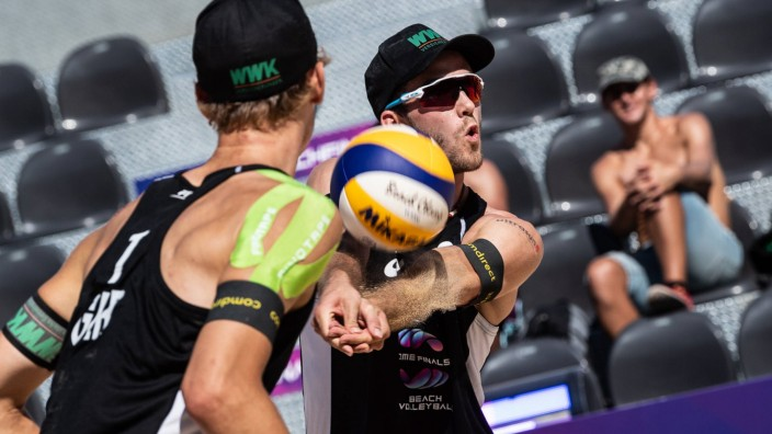 FIVB World Tour Finals 2019 Rom 05 09 2019 Clemens Wickler GER FIVB World Tour Finals 2019 Rom a
