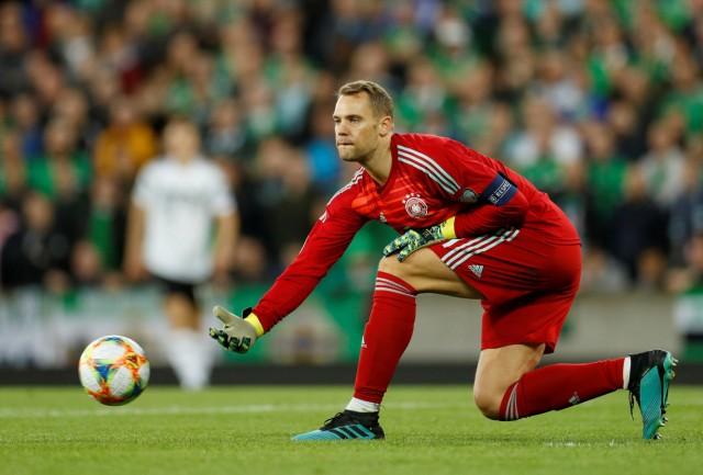 Euro 2020 Qualifier - Group C - Northern Ireland v Germany