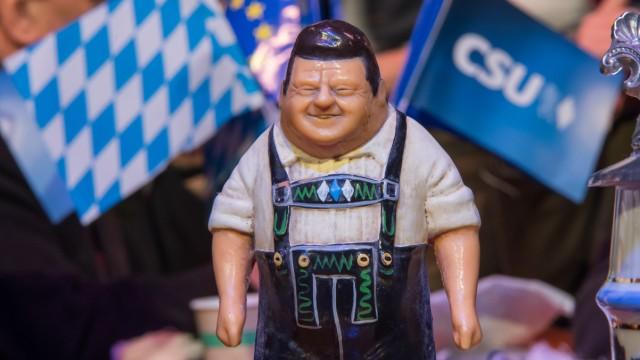 Politischer Aschermittwoch in Bayern