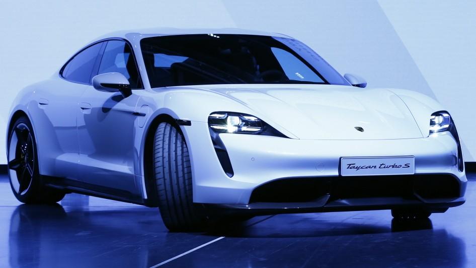Taycan - die E-Zukunft von Porsche