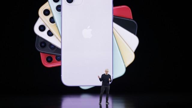 Vorstellung von Apple Produkten