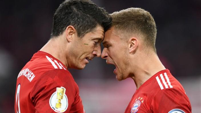 DFB Cup - Quarter Final - Bayern Munich v Heidenheim