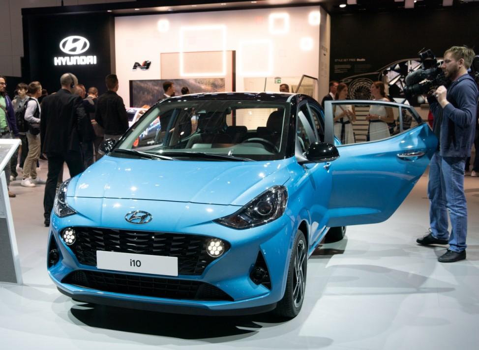 Dynamisches Wachstum: Neuer Hyundai i10 wird sportlicher