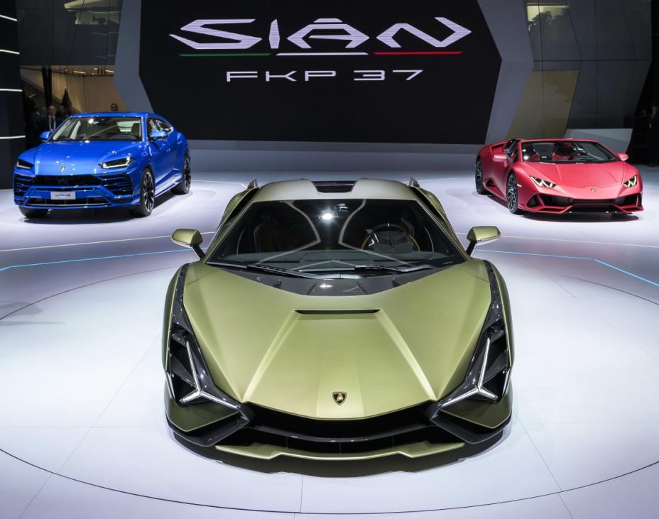IAA 2019 - Lamborghini