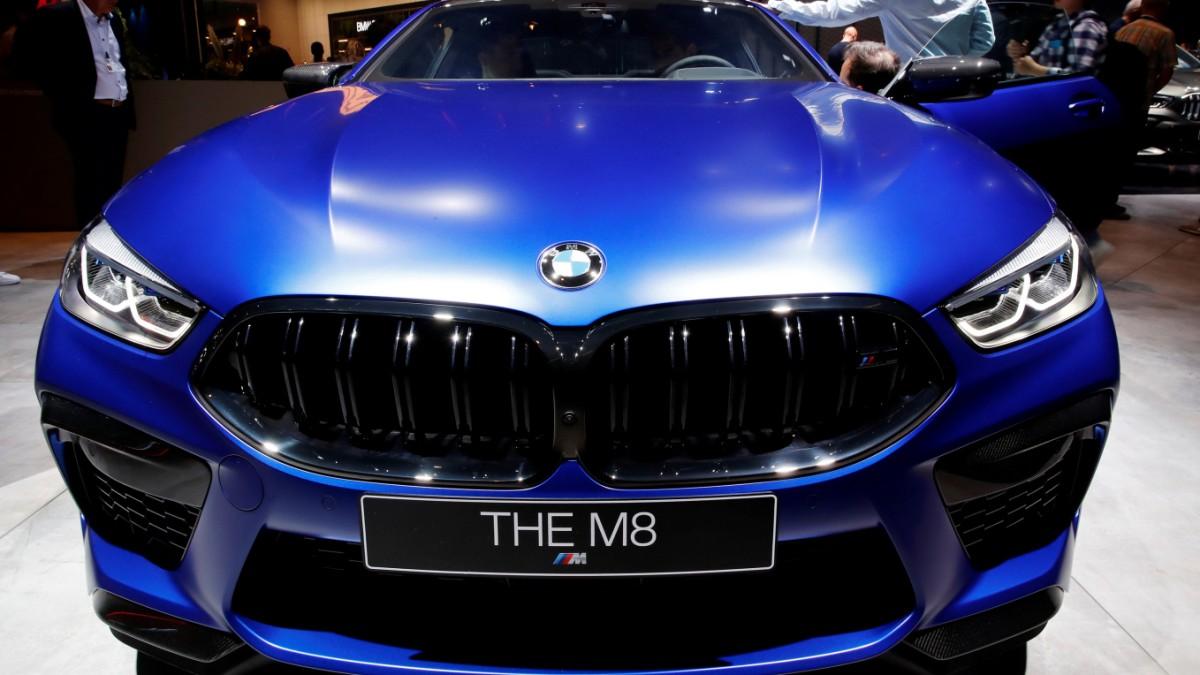 bmw m8 verkaufsstart