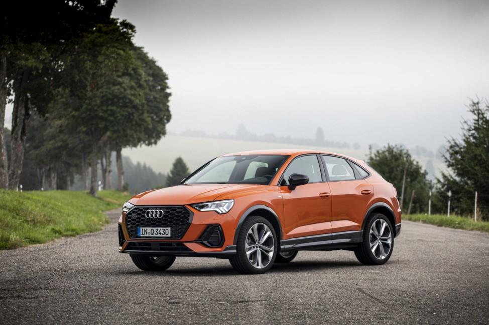 Audi-SUV: Q3 Sportback startet im Oktober ab 36 000 Euro