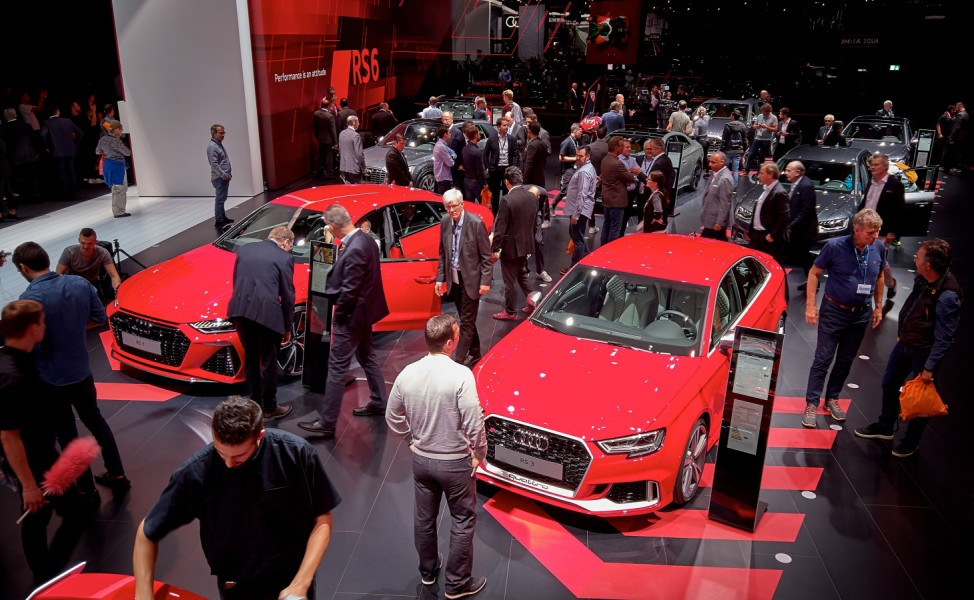 IAA 2019 - Audi