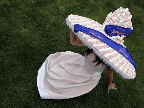 Hüte; Ascot Pferderennen England; Foto: Reuters