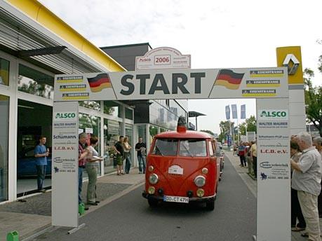 Blech der Woche (58): VW T1 Feuerwehr-Kasten