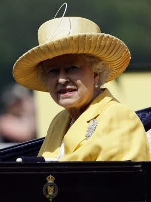 Ascot, Hut, Hüte, Königin; Queen, Elisabeth II., England
