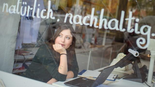 Milena Glimbovski; Berliner Unternehmerin des Jahres 2018/2019