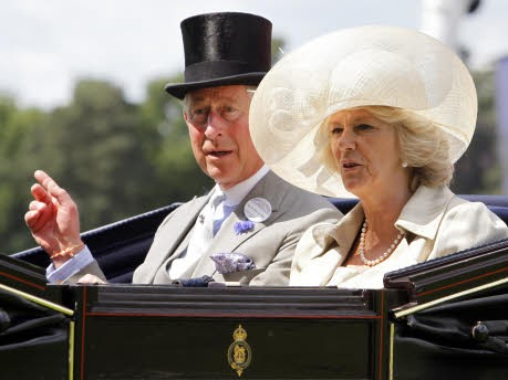 Ascot, Hut, Hüte, Prinz Charles, Camilla