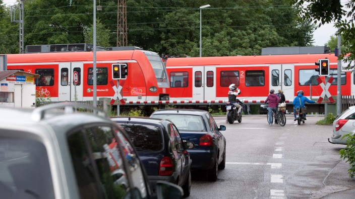 Bahnhof Daglfing