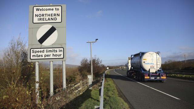 Grenze Nordirland Brexit