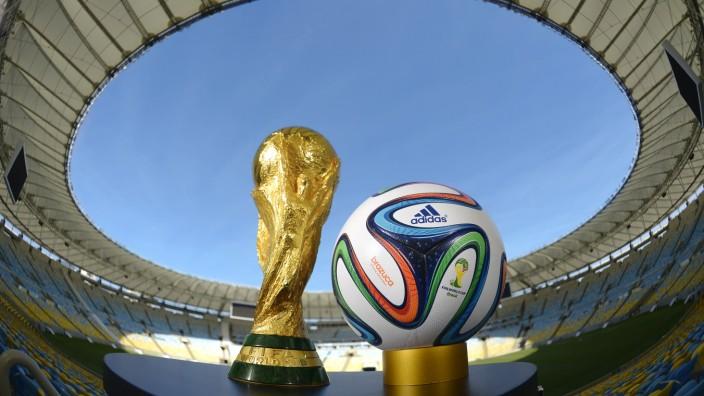 adidas Brazuca Launch; Fifa