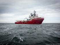 Rettungsschiff ´Ocean Viking