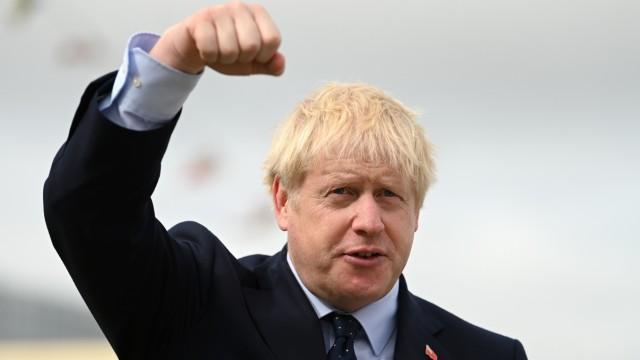 European Best Pictures Of The Day - September 12, 2019 - Boris Johnson Marks London International Shipping Week