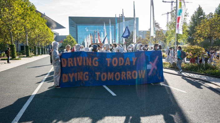 Demonstrationen gegen IAA