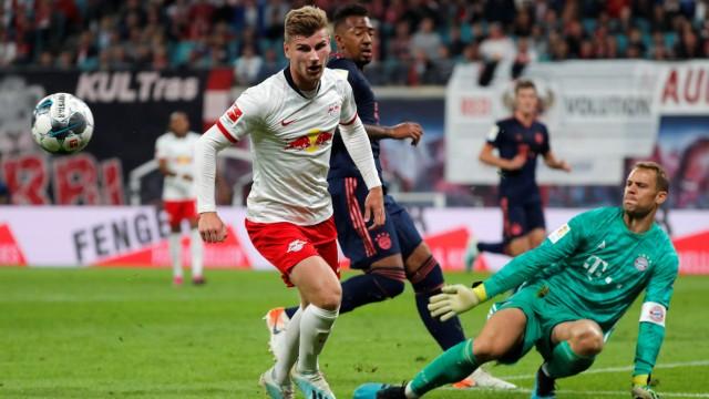 Bundesliga - RB Leipzig v Bayern Munich