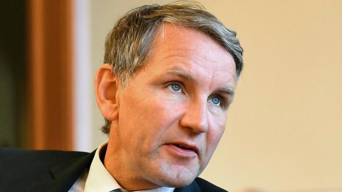 AfD-Klage vor Thüringer Verfassungsgericht