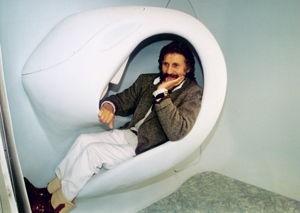 Designer Luigi Colani gestorben