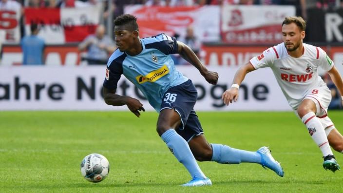 Koeln Rheinenergiestadion 14 09 19 1 Bundesliga 4 Spieltag 1 FC Koeln Borussia Moenchenglad; Breel Embolo