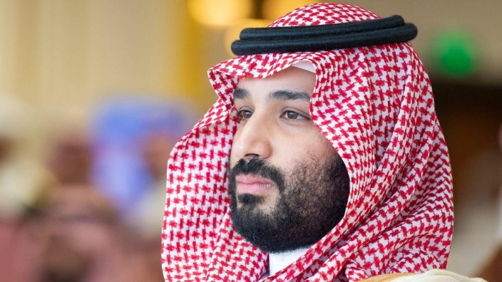 "´Crown Prince Camel Festival"" in Saudi-Arabien"