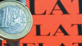 Preis der Bankenrettung Inflation, dpa