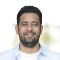Portrait  Mohamad Alkhalaf