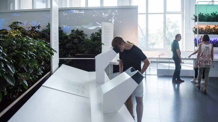 Ausstellung Kosmos Kaffee im Deutschen Museum München