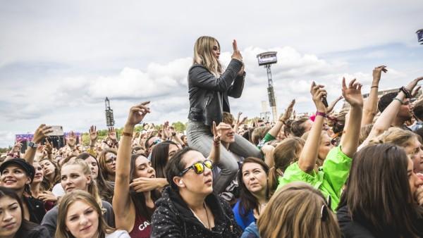 Bisher hat das Lollapalooza fünfmal in Deutschland stattgefunden, immer in Berlin. Unter anderem Namen könnte es nun nach München kommen.