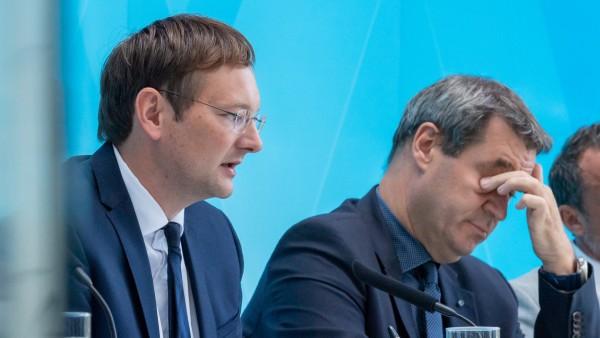 Bauminister Hans Reichhart will Landrat werden