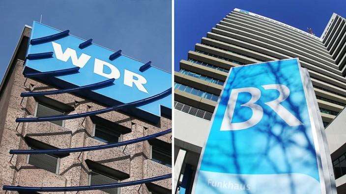 ARD: Hauptsitze von WDR und BR