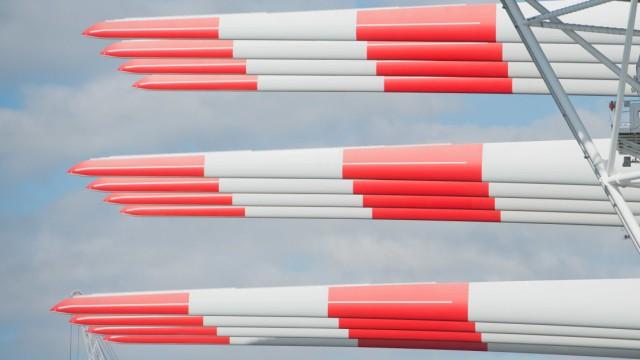Windkraftanlagen für Offshore-Windpark 'Arkona'