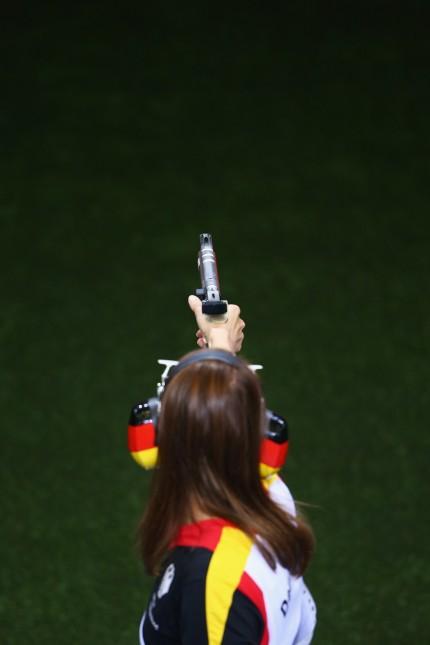 Shooting Day 10: Baku 2015 - 1st European Games; Monika Karsch